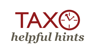 IRS Tax Time Helpful Hints