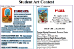 Student Art Contest for 2nd Annual NV Latino Heritage Month